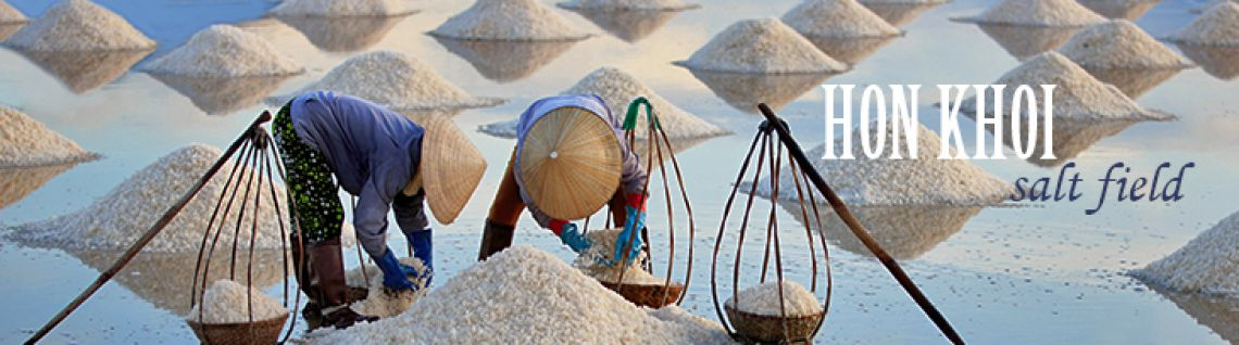 Hon Khoi Salt Field